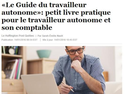 Articles publiés